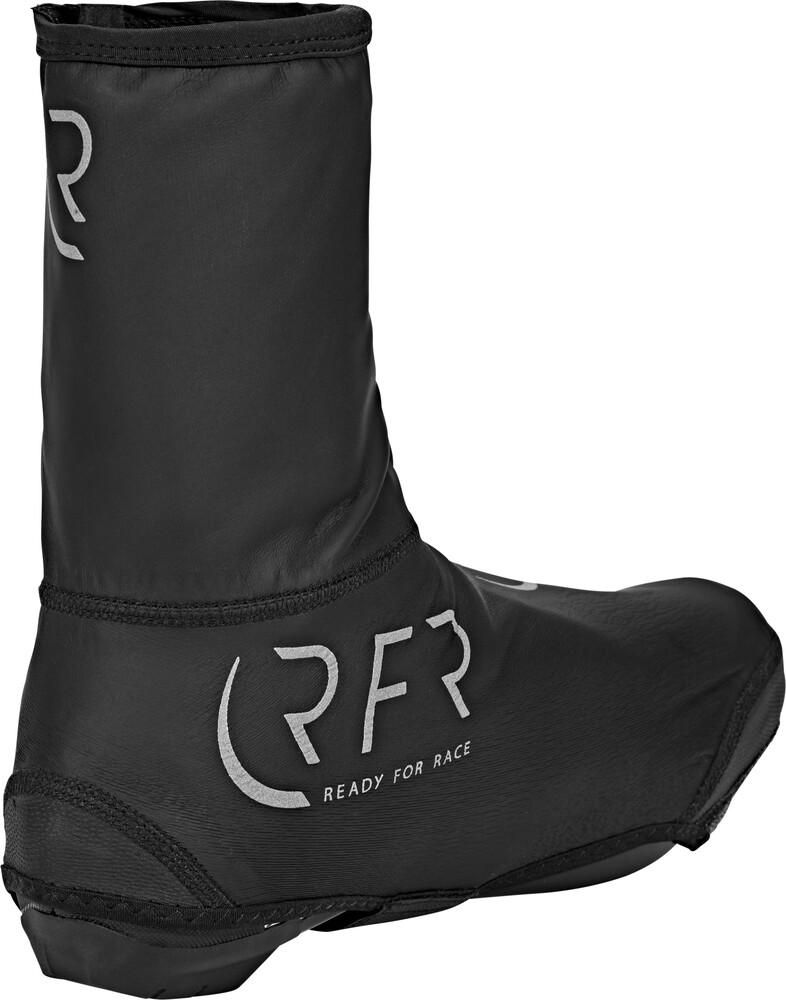 RFR lluvia - Cubrezapatillas - negro 45-48 2018 Cubrezapatillas & Polainas fLBjS